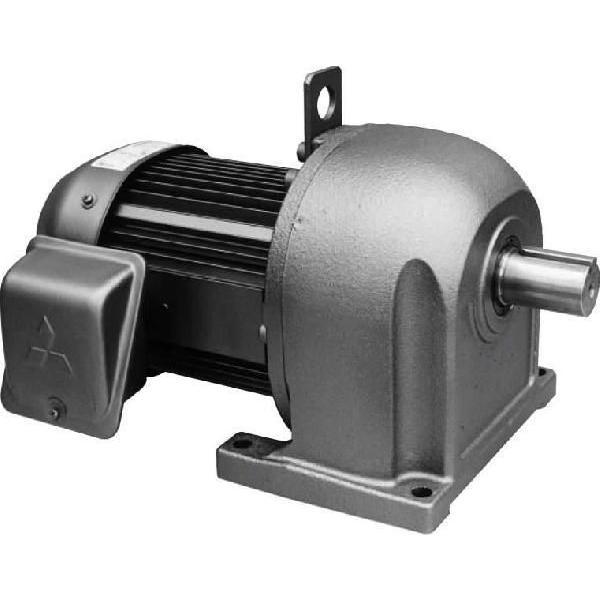 三菱電機 GM-D 0.4KW 1/50 ギヤードモータ GM-Dシリーズ(三相・脚取付形)
