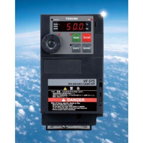 東芝 VFS15-2037PM 3.7kw 三相200V インバータ VFS15シリーズ(多機能・小形)