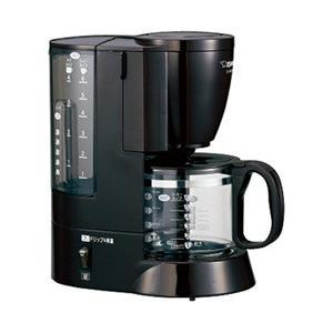 ZOJIRUSHI コーヒーメーカー 珈琲通 ダークブラウン EC-AK60-TD 象印