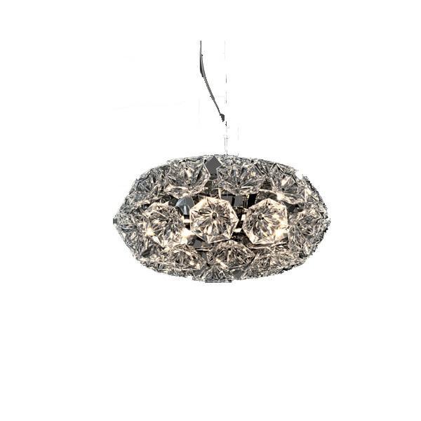 ヤマギワ「328P2934」ペンダントライトSNOW CRYSTAL/(スノークリスタル)/【要工事】照明
