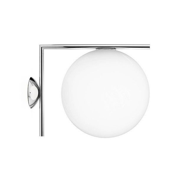 ヤマギワ「756ICLIGHTS/C/W1/CHR」ブラケットライト/IC LIGHTS C/W1/フロス(FLOS)/【要工事】照明