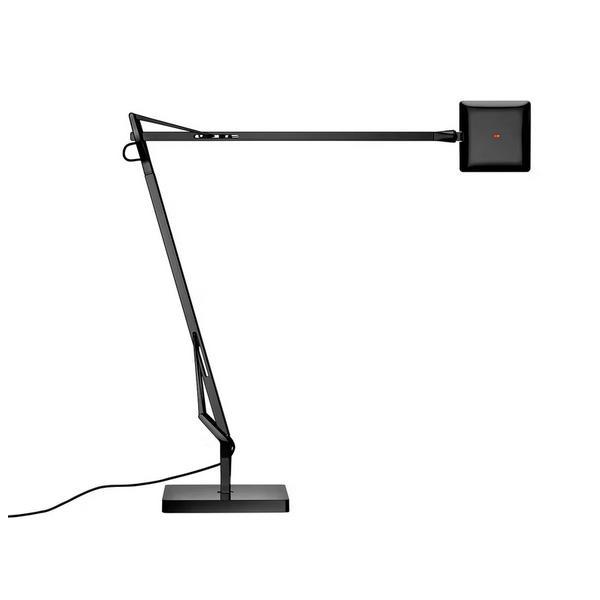 ヤマギワ「756KELVINEDGE/BLK」LEDデスクスタンドライト/KELVIN EDGE/フロス(FLOS)/ケルビン/LED照明