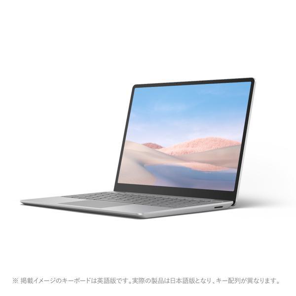 新品 マイクロソフト Surface Laptop Go 1ZO-00020[12.4インチ/Core i5 1035G1/eMMC64GB/メモリ容量4GB/Windows 10(Sモード)/Office 付き][在庫あり][即納可]|denkizoku|02