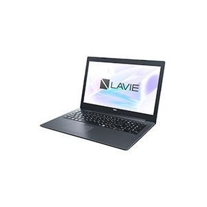 新品 NEC LAVIE Note Standard PC-NS100K1B-P6[15.6型/Celeron N4000/メモリ4GB/HDD500GB/Windows 10/Office付き/カームブラック][在庫あり][即納可] denkizoku
