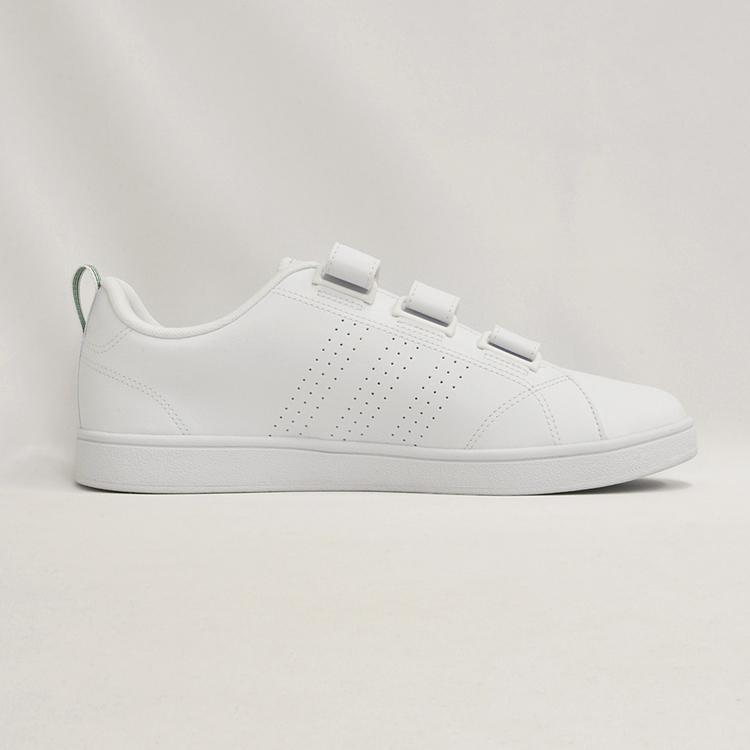 アディダス バルクリーン2 CMF ベルクロ スニーカー メンズ ホワイト/グリーン 白 adidas VS ADVANTAGE CLEAN CMF AW5210 denpcy 10