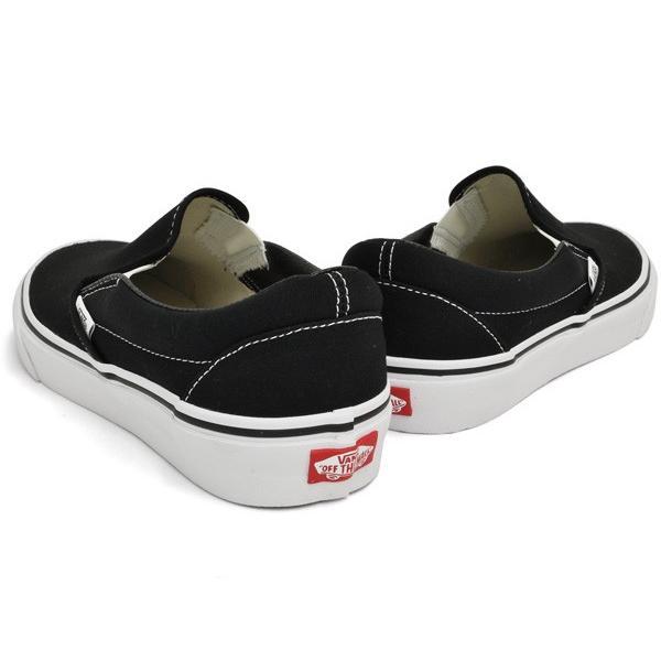 VANS バンズ スニーカー クラシックスリッポン メンズ レディース ブラック CLASSIC SLIP-ON VN000EYEBLK|denpcy|08