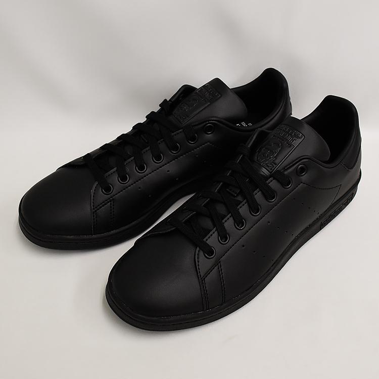 スタンスミス 黒 アディダス メンズ レディース スニーカー ブラック/ブラック adidas STANSMITH BLACK/BLACK FX5499|denpcy|15