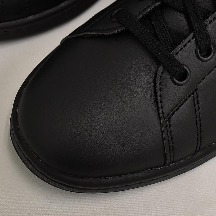 スタンスミス 黒 アディダス メンズ レディース スニーカー ブラック/ブラック adidas STANSMITH BLACK/BLACK FX5499|denpcy|16