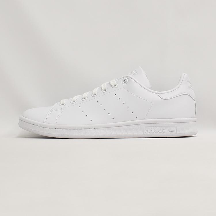 スタンスミス 白 アディダス メンズ レディース スニーカー ホワイト/ホワイト adidas STANSMITH WHITE/WHITE FX5500|denpcy|11