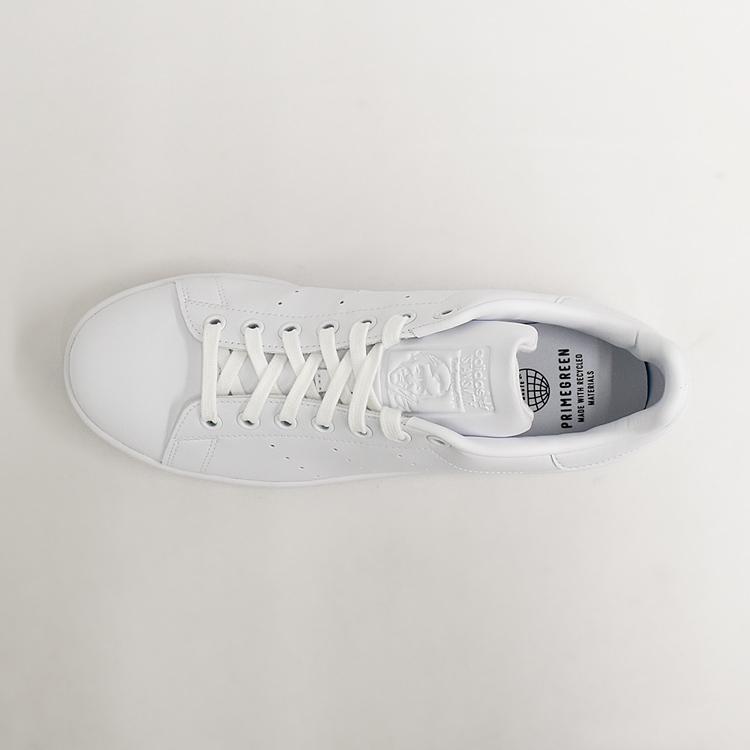 スタンスミス 白 アディダス メンズ レディース スニーカー ホワイト/ホワイト adidas STANSMITH WHITE/WHITE FX5500|denpcy|14