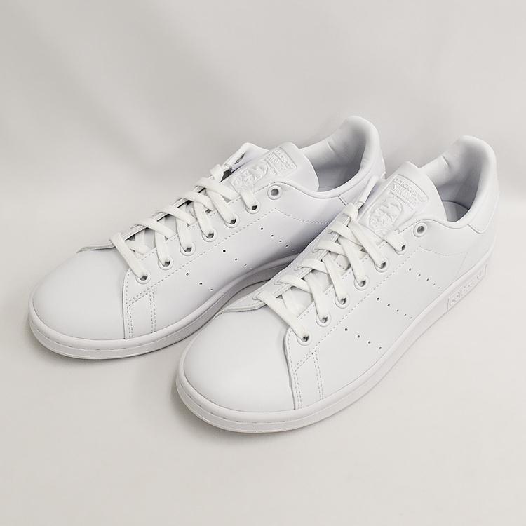 スタンスミス 白 アディダス メンズ レディース スニーカー ホワイト/ホワイト adidas STANSMITH WHITE/WHITE FX5500|denpcy|15