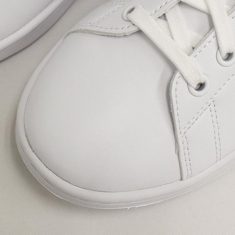 スタンスミス 白 アディダス メンズ レディース スニーカー ホワイト/ホワイト adidas STANSMITH WHITE/WHITE FX5500|denpcy|16
