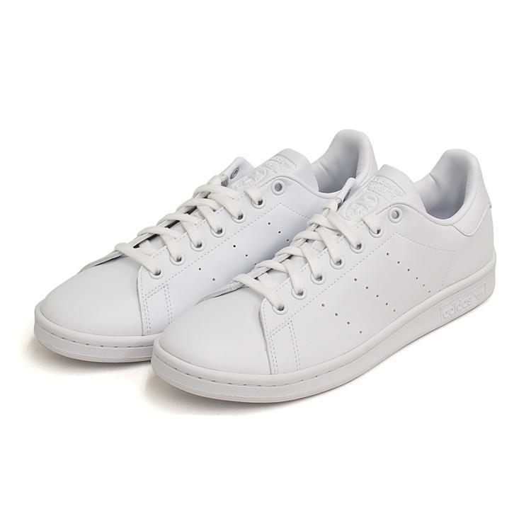 スタンスミス 白 アディダス メンズ レディース スニーカー ホワイト/ホワイト adidas STANSMITH WHITE/WHITE FX5500|denpcy|05