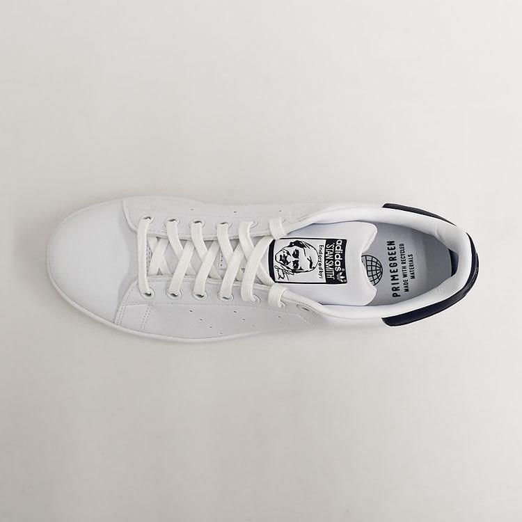 スタンスミス ネイビー アディダス メンズ レディース スニーカー ホワイト/ネイビー 白 adidas STANSMITH WHITE/NAVY FX5501|denpcy|14