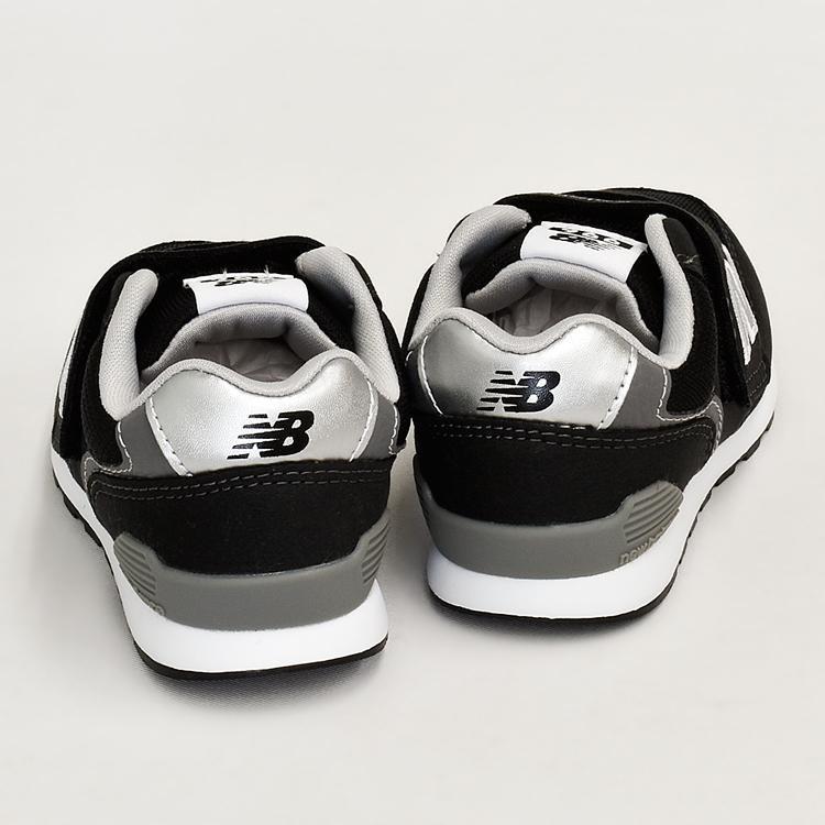 ニューバランス キッズ スニーカー ブラック/グレー/ネイビー インファント ジュニア 子供靴 3カラー new balance IZ996 denpcy 11