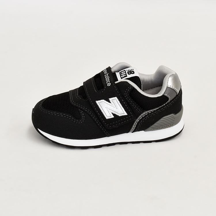 ニューバランス キッズ スニーカー ブラック/グレー/ネイビー インファント ジュニア 子供靴 3カラー new balance IZ996 denpcy 13