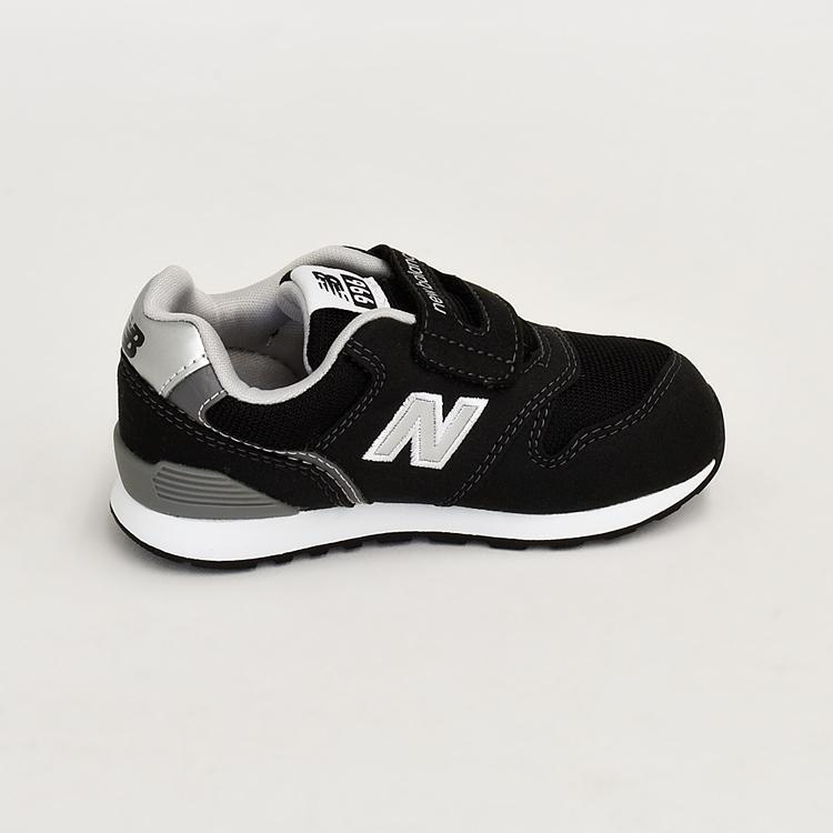 ニューバランス キッズ スニーカー ブラック/グレー/ネイビー インファント ジュニア 子供靴 3カラー new balance IZ996 denpcy 14