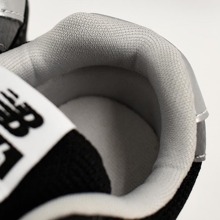 ニューバランス キッズ スニーカー ブラック/グレー/ネイビー インファント ジュニア 子供靴 3カラー new balance IZ996 denpcy 18