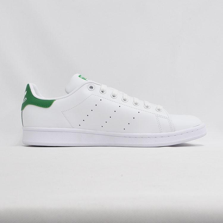 アディダス スタンスミス メンズ レディース スニーカー ホワイト/グリーン 白 緑 adidas STAN SMITH WHITE/GREEN M20324|denpcy|11
