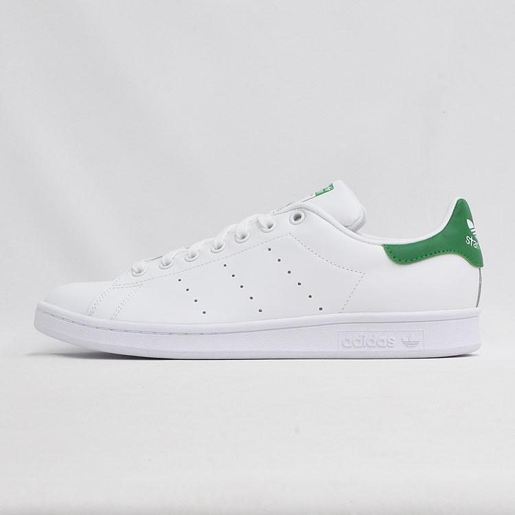 アディダス スタンスミス メンズ レディース スニーカー ホワイト/グリーン 白 緑 adidas STAN SMITH WHITE/GREEN M20324|denpcy|10