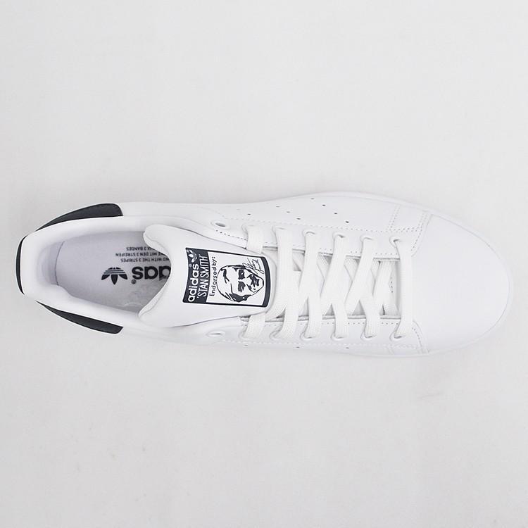 アディダス スタンスミス メンズ レディース スニーカー ホワイト/ネイビー 白 紺 adidas STAN SMITH WHITE/NAVY M20325|denpcy|12