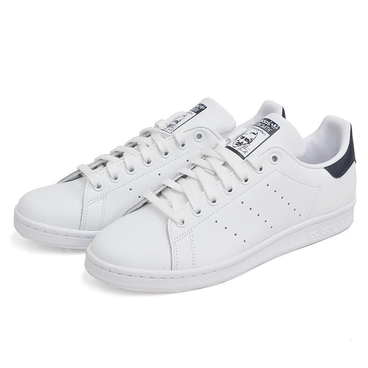 アディダス スタンスミス メンズ レディース スニーカー ホワイト/ネイビー 白 紺 adidas STAN SMITH WHITE/NAVY M20325|denpcy|05