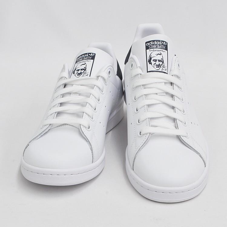 アディダス スタンスミス メンズ レディース スニーカー ホワイト/ネイビー 白 紺 adidas STAN SMITH WHITE/NAVY M20325|denpcy|09