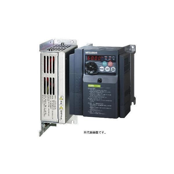 三菱電機 FR-F720PJ-0.4K 簡単小形インバータ FREQROL-F700PJシリーズ 三相200V 適用モータ容量0.4KW フィルタパック無
