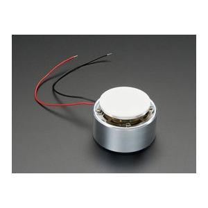 4Ω-5W 表面接触型トランスデューサー+ワイヤー|denshi