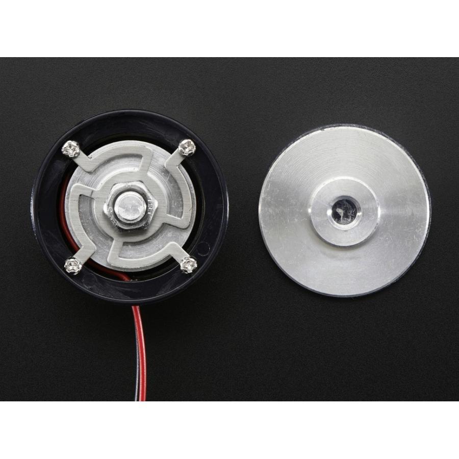 4Ω-3W 表面接触型トランスデューサー+ワイヤー|denshi|02
