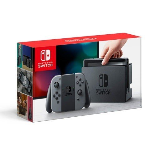 訳あり:任天堂 Nintendo Switch [グレー] 未使用新品 即日発送
