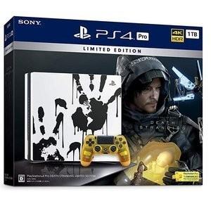 訳あり:PlayStation 4 Pro DEATH STRANDING LIMITED EDITION 新品