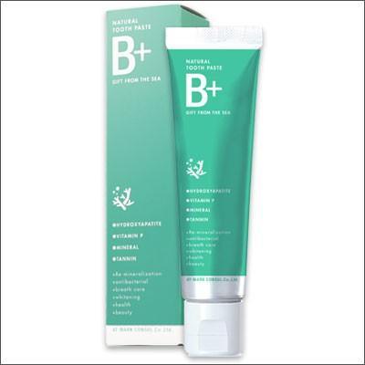 B+ (ビープラス) 100g 1本 歯磨き ホワイトニング  天然成分|dentalear|02