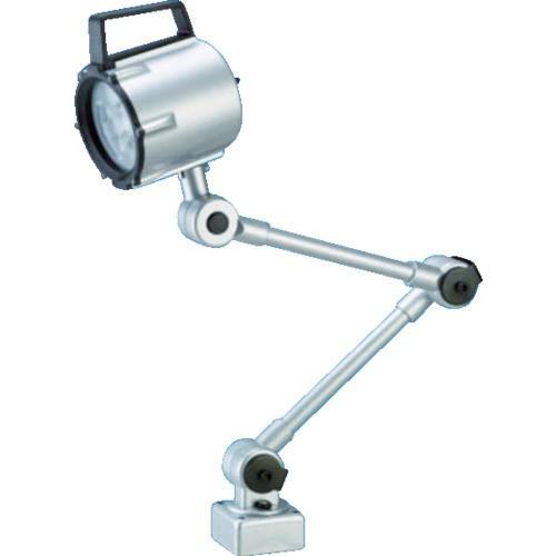 トラスコ中山 NLSL15CPAC2MP 日機 防水型LEDスポットライト 9W AC100~120V