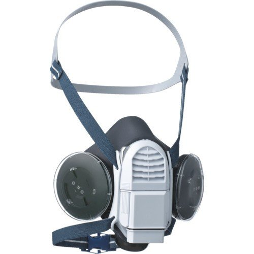 トラスコ中山 SY28RA シゲマツ 電動ファン付呼吸用保護具 Sy28RA アルミ蒸着品