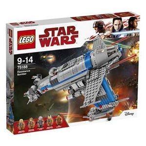 ds-2112033 レゴジャパン 75188 レゴ(R)スター・ウォーズ レジスタンス・ボマー 【LEGO】 (ds2112033)