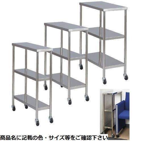 【納期目安:3週間】松吉医科器械 24-5061-01 スリム器械台(3段) MY-1555(250×600×800) (24506101)