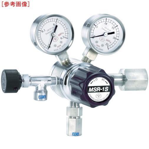 ヤマト産業 4560125829567 ヤマト 分析機用二段圧力調整器 MSR−1S