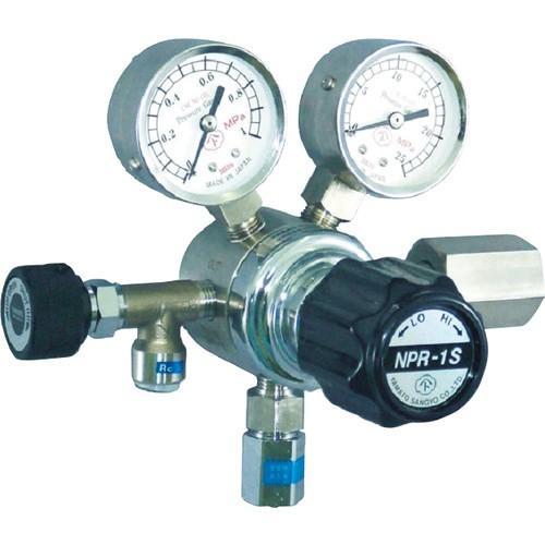 ヤマト産業 4560125829376 ヤマト 分析機用圧力調整器 NPR−1S