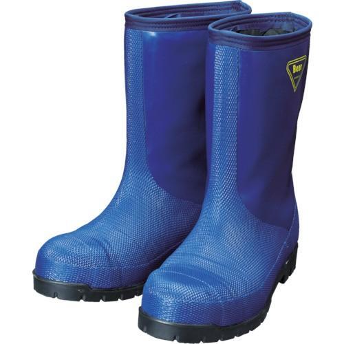シバタ工業 NR02129.0 SHIBATA 冷蔵庫用長靴-40℃ NR021 29.0 ネイビー