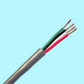 伸興電線 ビニルキャブタイヤ丸型コード VCTF 4心×1.25 (100m)