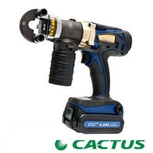 カクタス(CACTUS) 圧着工具 EV-60DL (標準セット) (EV60L)