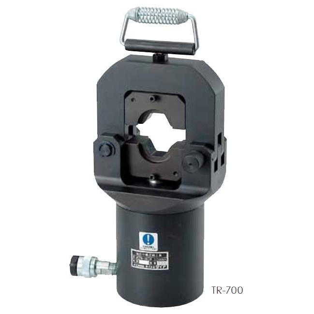ダイア(DAIA) TR-700 圧縮工具(分離油圧式) 本体のみ 鉄ケース付(ダイス別売) (TR700)