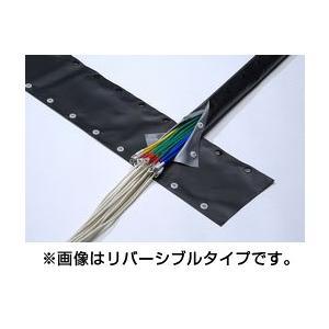 興和化成 スナップチューブ KST-50G (50Φ) グレー 25m巻 (KST50G)