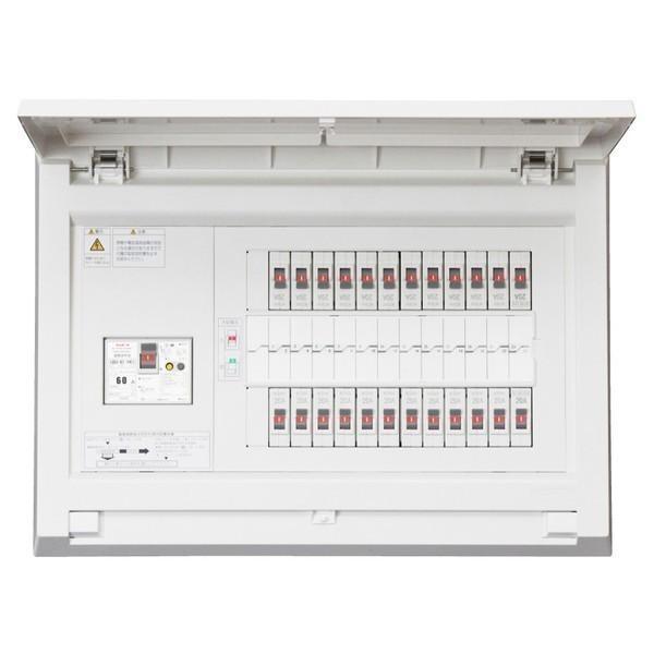 テンパール工業 分電盤 スタンダードタイプ 主幹60A 6+2 リミッタースペースなし MAG36062