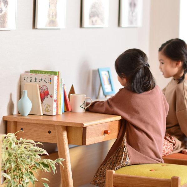 学習机 ツインデスク 子供 シンプル 幅135 レプトン ISSEIKI|denzo|02