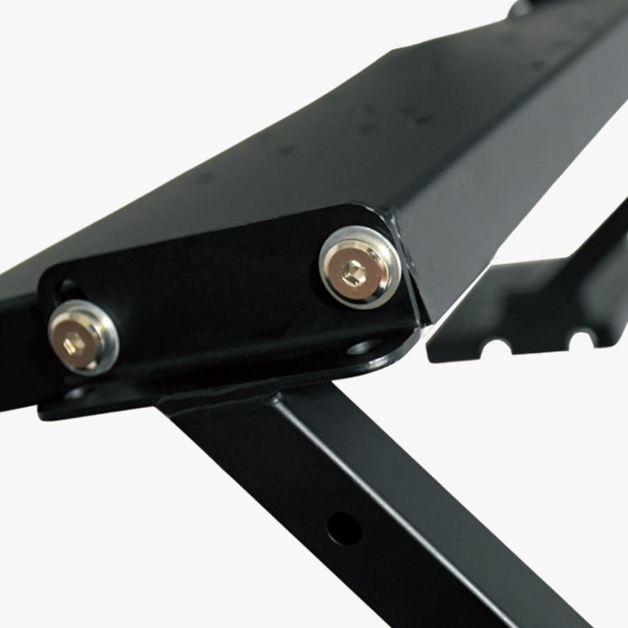 AP2 Racing Wheel Stand ホイールスタンド 折畳式 Logitech G29/G923 Thrustmaster T300RS GT/T300RS/T150/T-GT/TX/TS-XW対応 国内正規品|dereshop|02