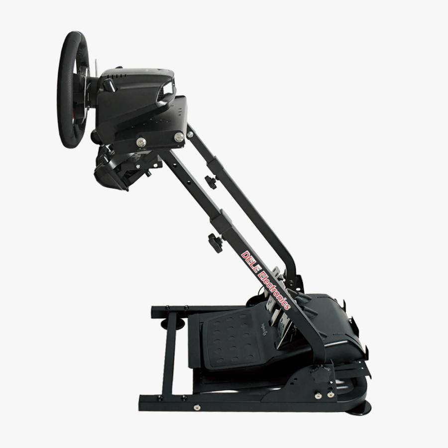AP2 Racing Wheel Stand ホイールスタンド 折畳式 Logitech G29/G923 Thrustmaster T300RS GT/T300RS/T150/T-GT/TX/TS-XW対応 国内正規品|dereshop|09