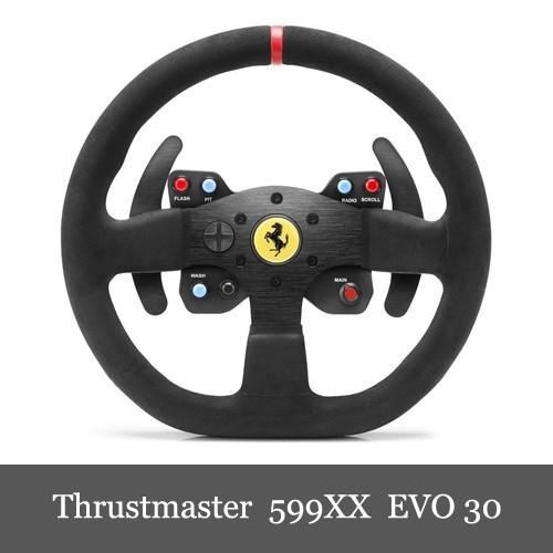 限定セール スラストマスター Thrustmaster 599XX EVO 30 Wheel Add-On PC/PS3/PS4/Xbox One 対応