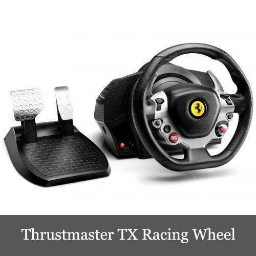 スラストマスター Thrustmaster TX Racing Wheel レーシング ホイール 輸入品 PC/XOne 対応 送料無料